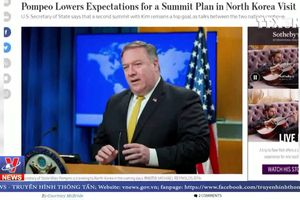 Mỹ khẳng định vai trò Trung Quốc trong vấn đề Triều Tiên