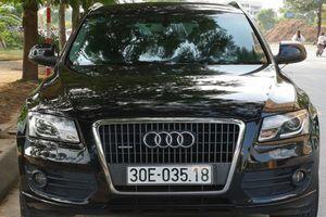 Giật mình với giá của Audi Q5 sau 8 năm sử dụng