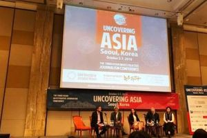 Hơn 400 nhà báo điều tra tham dự hội nghị Báo chí điều tra châu Á
