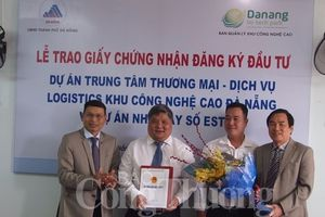 Đà Nẵng: Hợp nhất Ban Quản lý các KCN và chế xuất với Khu Công nghệ cao