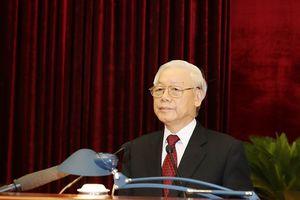Phát biểu của Tổng Bí thư Nguyễn Phú Trọng bế mạc Hội nghị Trung ương lần thứ Tám