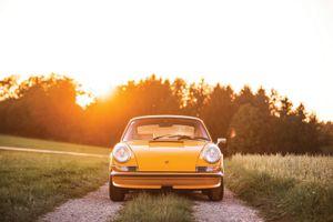 Chiêm ngưỡng xe Porsche siêu hiếm sắp được bán đấu giá với giá 'sốc'