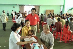 An Giang: Người dân vùng bán sơn địa được chăm sóc sức khỏe miễn phí