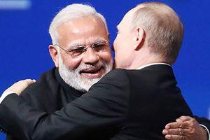 Chuyến thăm củng cố quan hệ Nga-Ấn của Tổng thống Putin
