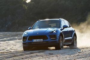 'Hổ con' Porsche Macan mới xuất hiện tại Châu Âu