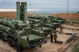 Phản ứng của Mỹ khi Ấn Độ và Nga ký thỏa thuận mua bán rồng lửa S-400
