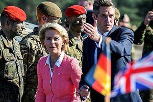Anh và Đức ký thỏa thuận hợp tác quân sự, cam kết bảo vệ châu Âu