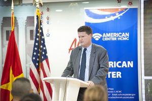 Trợ lý Bộ trưởng Quốc phòng Mỹ sang Việt Nam