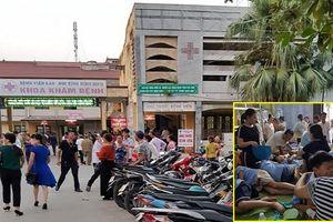 280 học sinh ở Ninh Bình nhập viện sau bữa trưa: Phụ huynh gào khóc tìm con