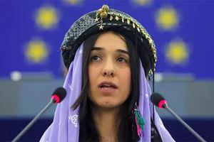 Nadia Murad - từ nô lệ tình dục của IS đến người giành giải Nobel Hòa bình
