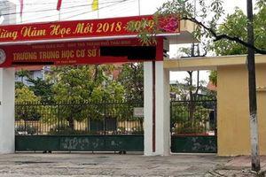 Hé lộ nhiều tình tiết bất ngờ vụ nữ sinh lớp 9 bị xâm hại tập thể ở Thái Bình