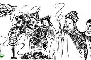 Hội thề Đông Quan - nơi Vương Thông và giặc Minh cúi đầu nhục nhã