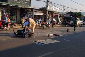 Trung úy quân đội tử vong sau tai nạn