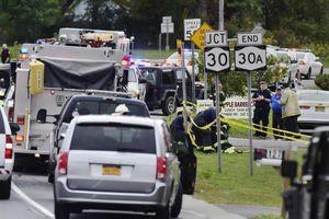 Tông xe limousine đám cưới ở New York, 20 người tử vong