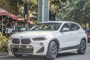 BMW X2 và cuộc đua SUV sang hạng nhỏ tại Việt Nam