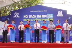 Khai mạc hội sách Hà Nội lần thứ 5 với chủ đề 'Sách và công nghệ số'
