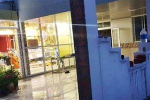 TP.HCM cưỡng chế ngôi chùa trái phép trên nóc chung cư