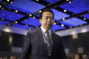 Interpol đề nghị Trung Quốc tìm Giám đốc Mạnh Hoành Vỹ