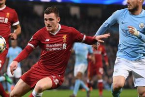 Khó tin với thống kê nghèo nàn của Man City trước Liverpool tại Anfield