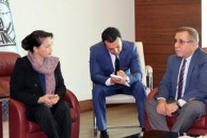 Chủ tịch Quốc hội Nguyễn Thị Kim Ngân dự Hội nghị MSEAP3