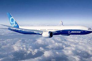 Lộ diện Boeing 777-9X