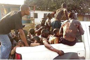 Congo: Đâm xe bồn chở dầu, hơn 150 người thương vong