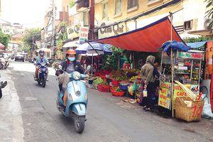 Hẻm nhỏ Sài Gòn