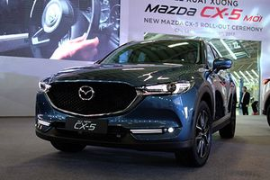 Xe Mazda 3 và CX-5 được ưu đãi gì trong tháng 10/2018?