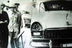 Việt Nam có xe ôtô từ 1958, trước cả VinFast
