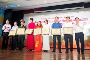 Trao giải báo chí toàn quốc về Tự hào nông dân Việt Nam