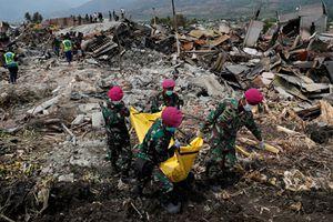 Thảm họa kép tại Indonesia: Gần 5.000 người vẫn mất tích, ngừng tìm kiếm từ ngày 11/10