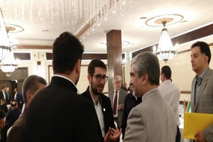 Iran và Syria mở rộng hợp tác kinh tế