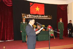 Đại sứ quán Việt Nam tại Nga tổ chức lễ viếng nguyên Tổng Bí thư Đỗ Mười