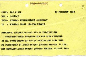 Tổng thống Johnson từng ngăn kế hoạch tấn công Việt Nam bằng vũ khí hạt nhân