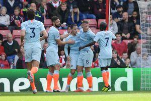 Ngoại hạng Anh: Chelsea và Arsenal cùng giành trọn 3 điểm
