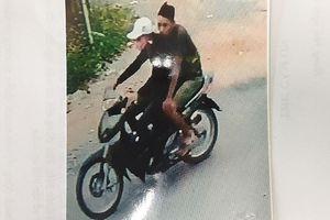 Truy tìm 2 kẻ vật ngã người đàn ông, cướp xe máy giữa ban ngày