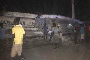 Động đất ngoài khơi Haiti, 11 người thiệt mạng