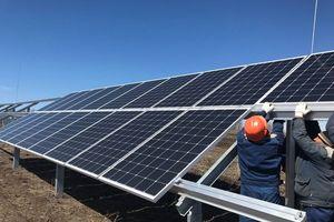 Nga phát triển điện Mặt trời ở Siberia