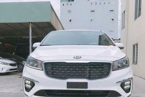 Cận cảnh Kia Sedona 2019 vừa ra mắt thị trường Việt giá cao 'ngất ngưởng'