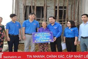Bạn đọc Báo Hà Tĩnh chung tay xây dựng nhà cho cựu TNXP