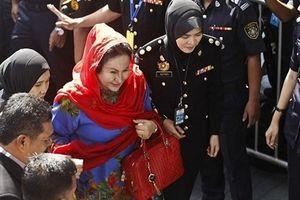 Cựu Đệ nhất phu nhân Malaysia chuẩn bị 'nhập kho'