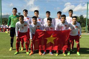 Thua đậm 4-1 trước U.17 Nhật Bản, Việt Nam và Thái Lan tranh hạng 3 ở Jenesys