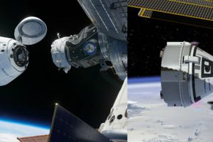 Mỹ chính thức thoát cảnh quá giang Nga bay vào vũ trụ