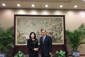 Triều Tiên đánh giá cao quan hệ hữu nghị với Trung Quốc