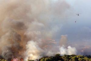 Cháy rừng tại Bồ Đào Nha