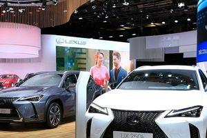 Lexus UX 2019 - 'Ông chủ' mới của phân khúc xe nhỏ hạng sang?
