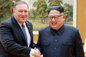 Hé lộ nội dung hội đàm của Ngoại trưởng Mỹ với Chủ tịch Kim Jong-un