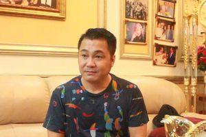 Diễn viên Lý Hùng: 'Nếu đóng phim mà yêu thật thì tôi yêu cả trăm người'