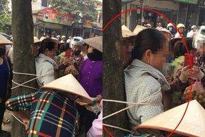Vĩnh Phúc: Phủ nhận thông tin người phụ nữ bị trói vì thôi miên cướp tài sản