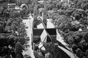 Hình ảnh 'độc' về Sài Gòn năm 1955 nhìn từ máy bay